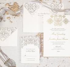 designer wedding invitations luxury wedding invitations custom designed stationery ceci new