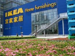 ikea kicks off facility in shanghai