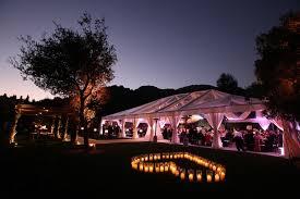 outside weddings reception décor photos tented nighttime reception inside weddings