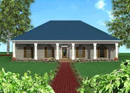 Large Front Porch House Plans by Single Story House Plans With Hip Roof Styles 31 Arttogallery Com