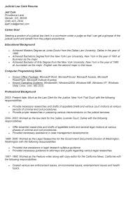 Law Enforcement Resume Template Law Clerk Resume Sample Gallery Creawizard Com