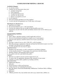 tips to writing a good resume 5 tips for effective resume writing corpedo com 28 how to write an effective resume examples writing anl 5 tips