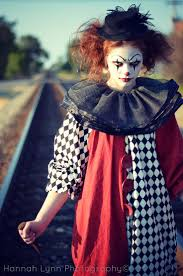 Ladies Clown Halloween Costumes 25 Scary Clown Costume Ideas Clown Halloween