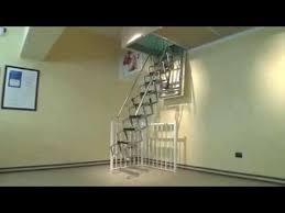 scale retrattili per soffitte scala retrattile motorizzata