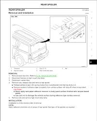 nissan armada quality problems armada 2004 armada broken glass hinge on liftgate how do