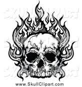 royalty free logo design template stock skull designs