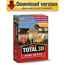 total 3d home design deluxe 11 for windows 1 user download