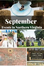 september 2017 events in northern virginia fun in fairfax va