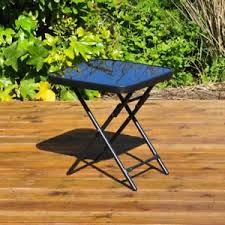 round glass outdoor table glass garden table ebay