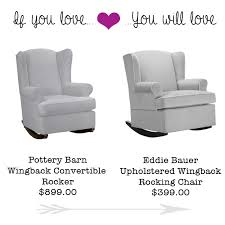 Pottery Barn Recliners Pottery Barn Knockoff Archives Money Saving Sisters