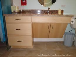 ada bathroom sink cabinet sinks and faucets gallery