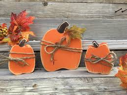 fall decorations primitive fall decor handmade wood