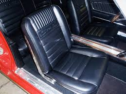 Muscle Car Upholstery Upholstery Collins Custom Interiors Colleyville Texas