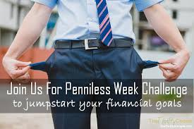 Challenge What Is It Penniless Week Challenge What Is It How Does It Work How To
