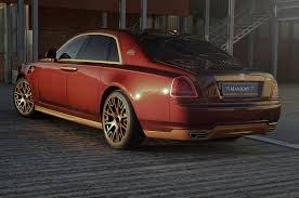 roll royce royce ghost mansory shows rolls royce ghost series ii upgrades