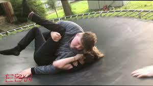 extreme backyard wrestling e1 youtube