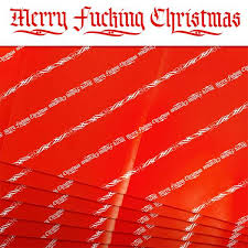 raunchy wrapping paper merry f king christmas wrapping paper dudeiwantthat