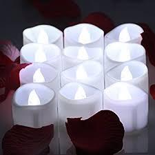 led tea lights with timer omgai 12pcs flameless tea lights candles with timer white bright