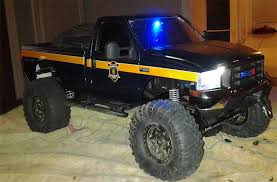 remote control police car with lights and siren leds look great in diecast and rc cars trucks police vehicles