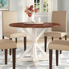 round country dining table outdoor farmhouse dining table wayfair