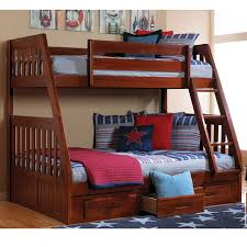Bunk Bed With Slide Out Bed Harriet Bee Eide Bunk Bed With Slide Out
