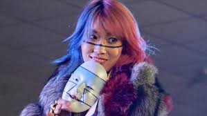 asuka hair on asuka relinquishing the nxt women s title