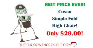 Dorel Juvenile Group High Chair Cosco Fold Up High Chair Home Chair Decoration