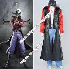 Piece Halloween Costumes Piece Dracule Mihawk Hawk Eyes Cosplay Costume Anime