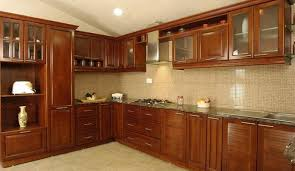 kitchen wood furniture ati kitchen solid wood modular kitchen manufacturer kolkata