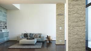Wohnzimmer Planen Uncategorized Tolles Ideen Steintapete Und Steintapete Beige