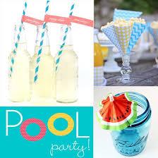 cheap decorations cheap pool party decorations popsugar smart living
