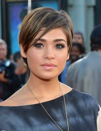 more pics of nicole anderson layered razor cut 4 of 5 short