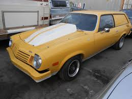 1973 chevy vega 1975 chevrolet vega panel express wagon street rod with 383 v 8