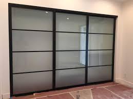 Custom Glass Closet Doors Custom Sliding Closet Doors Sliding Glass Doors Room