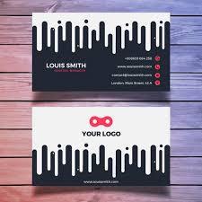 27 stylish business card templates free u0026 premium download
