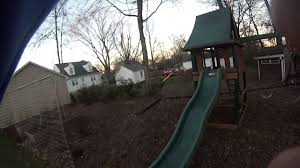 backyard zipline youtube