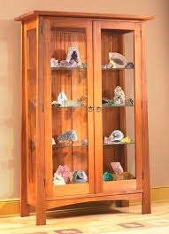 pint glass display cabinet decoration glass display case plans shadow box with shelves shot