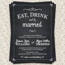 eat drink and be married invitations breathtaking eat drink and be married invites 28 niengrangho info