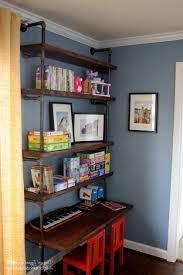 Bookcase Desk Diy Outstanding 17 Best Ideas About Bookshelf Desk On Pinterest Diy