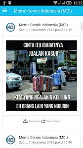 Meme Komik Indonesia - meme komik indonesia apk 1 0 1 download only apk file for android