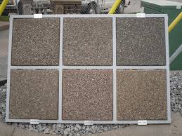 Exposed Aggregate Patio Pictures by Choosing The Right Paving Material Aggregate Concrete