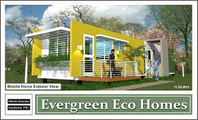evergreen eco homes concreteecohome twitter