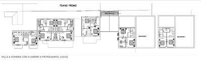 ref f113 terraced house for sale in marina di pietrasanta