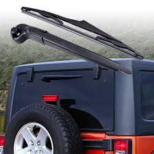 lexus rx400h wiper blades amazon com rear window windshield wiper arm u0026 blade kit for 2007
