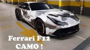 f12 berlinetta ma f12 berlinetta change de couleur