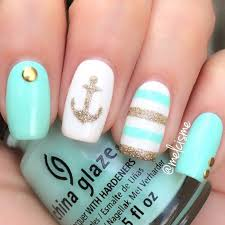 25 best nautical nail art ideas on pinterest nautical nail