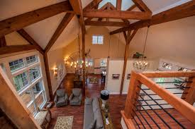 Hybrid Timber Frame Floor Plans What To Expect From A Timber Frame Home Builder