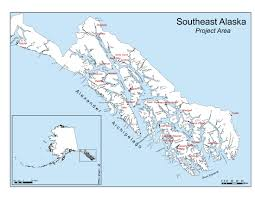 Sitka Alaska Map Herring Synthesis Community List