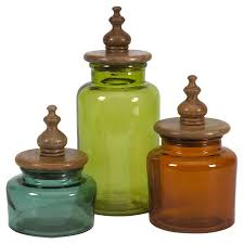 colored glass kitchen canisters beautiful colored glass canisters interesting things
