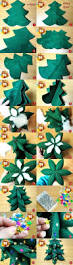 sew a 3d christmas tree decoration sewing stuff pinterest